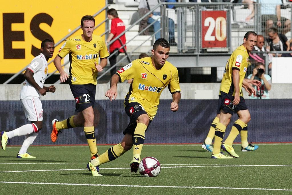 Football sochaux sochaux doit sortir le grand match face kharkiv europa league coupe - Match coupe d europe foot ...