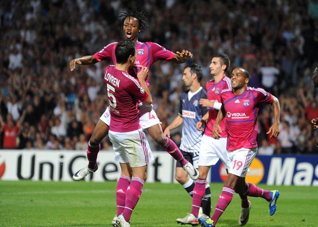 Foot ol les matchs contre le real ne seront pas d terminants pour garde ligue des - Match coupe d europe foot ...