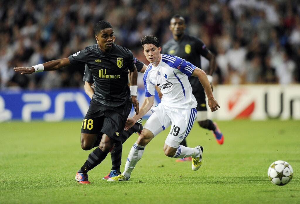 Football coupe d 39 europe lille joue son match de l ann e 15me contre copenhague foot 01 - Match coupe d europe foot ...