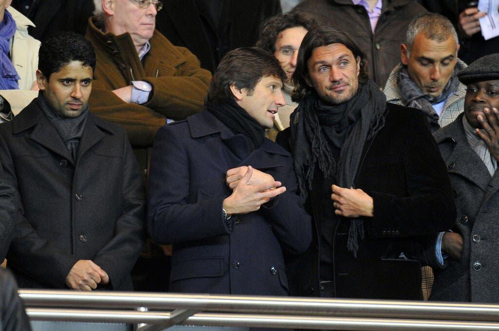 PSG � Maldini et Branca en lice