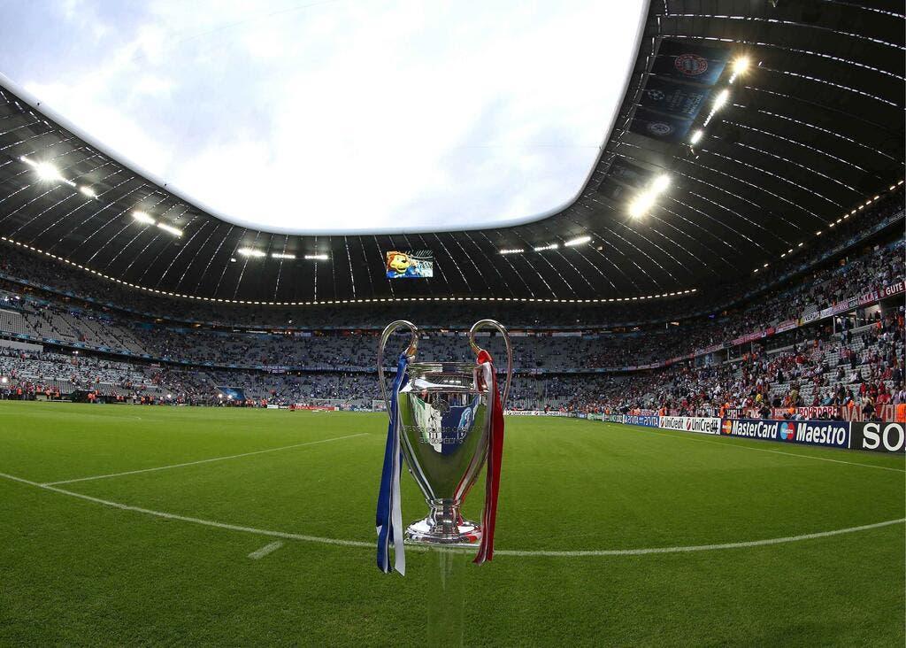 Football ligue des champions canal va vendre la finale - Finale coupe de la ligue des champions ...