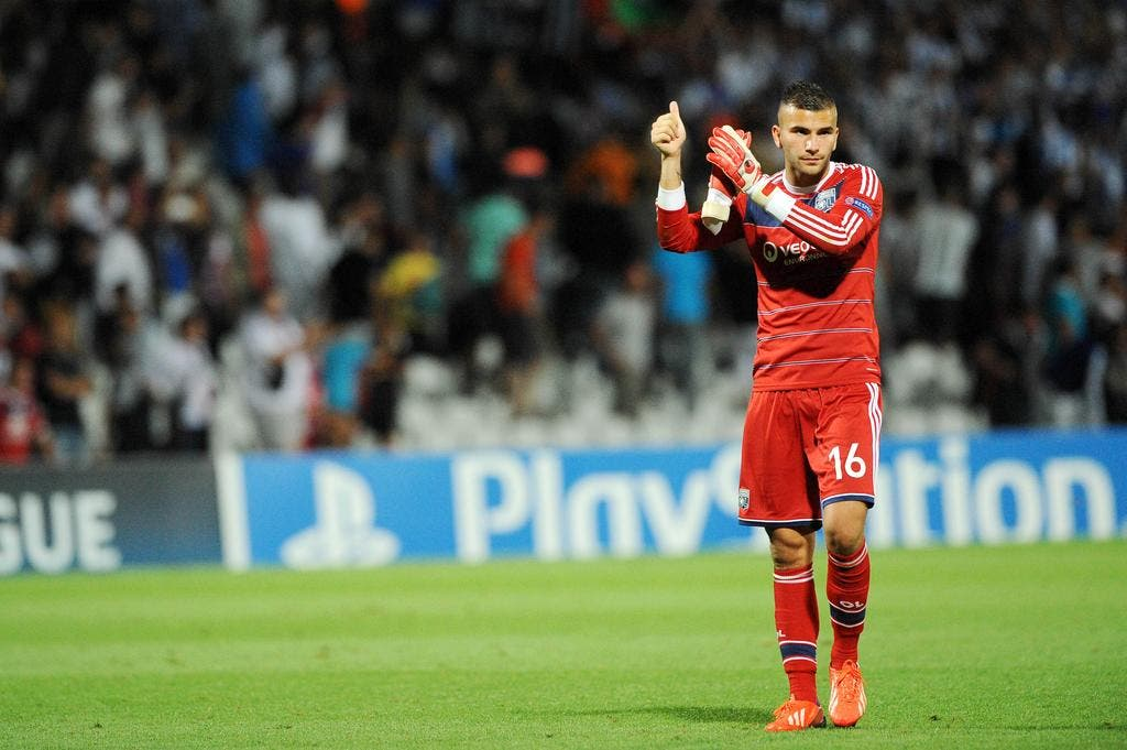 Football coupe d 39 europe l 39 ol n a pas pris une claque estime anthony lopes olympique - Match coupe d europe foot ...