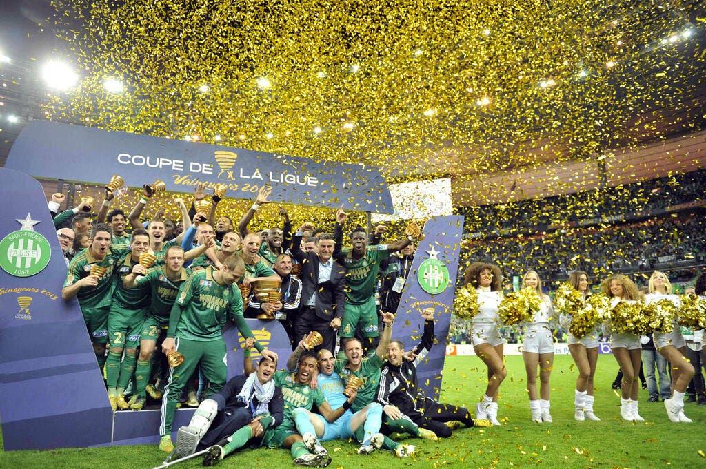 Euros de d g ts saint etienne apr s la finale foot 01 - St etienne coupe d europe ...