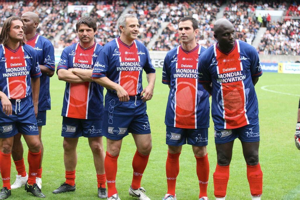 Foot PSG - Une légende du PSG reste fâchée avec le club