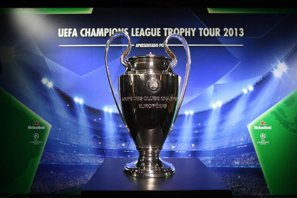 Football coupe d 39 europe le tirage complet de la ligue des champions foot 01 - Coupe de ligue des champions ...