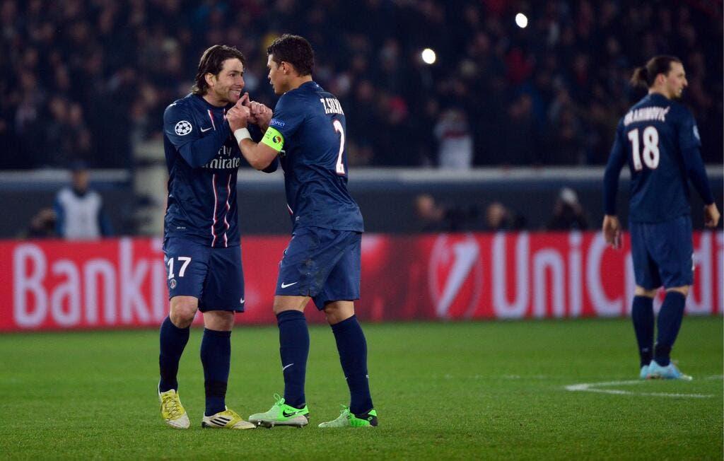 Le Brésil appelle deux joueurs du PSG