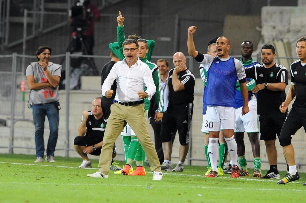 L 39 asse promet de faire bouillir le chaudron coupe d 39 europe europa league foot 01 - St etienne coupe d europe ...