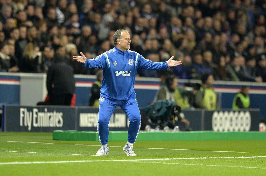 Football Marseille - Bielsa a frapp�� fort pour pr��parer Grenoble.