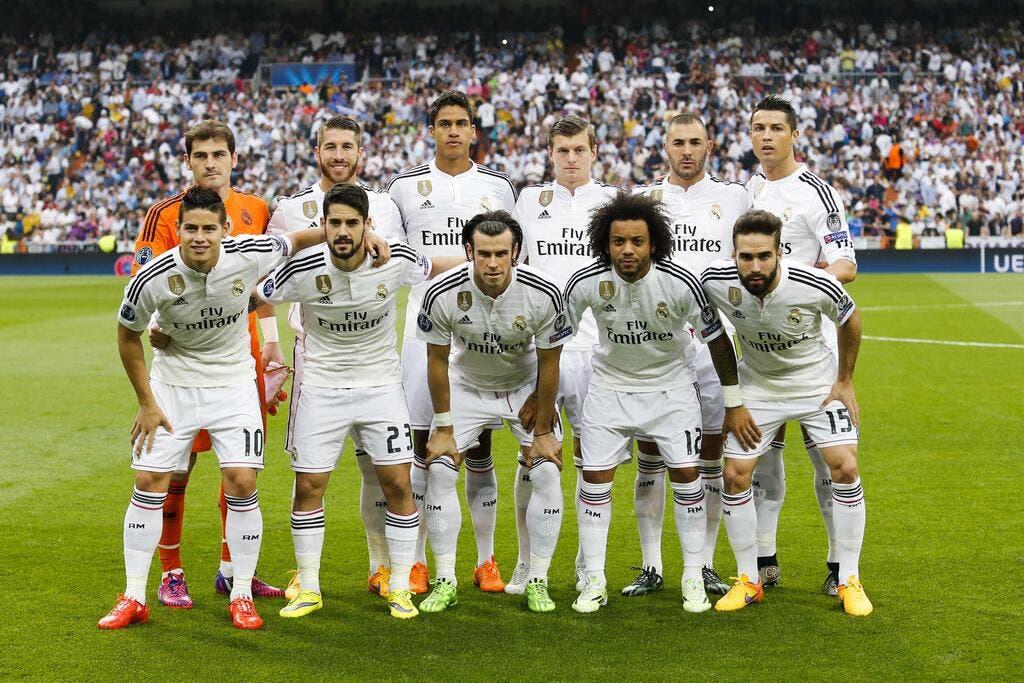 ... aux joueurs « surpayés » du Real Madrid - Coupe d'Europe - Foot 01