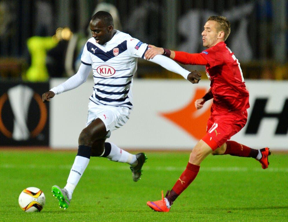 Football bordeaux bordeaux ne pourra pas tre surpris par sion europa league coupe d - Resultat coupe europa league ...