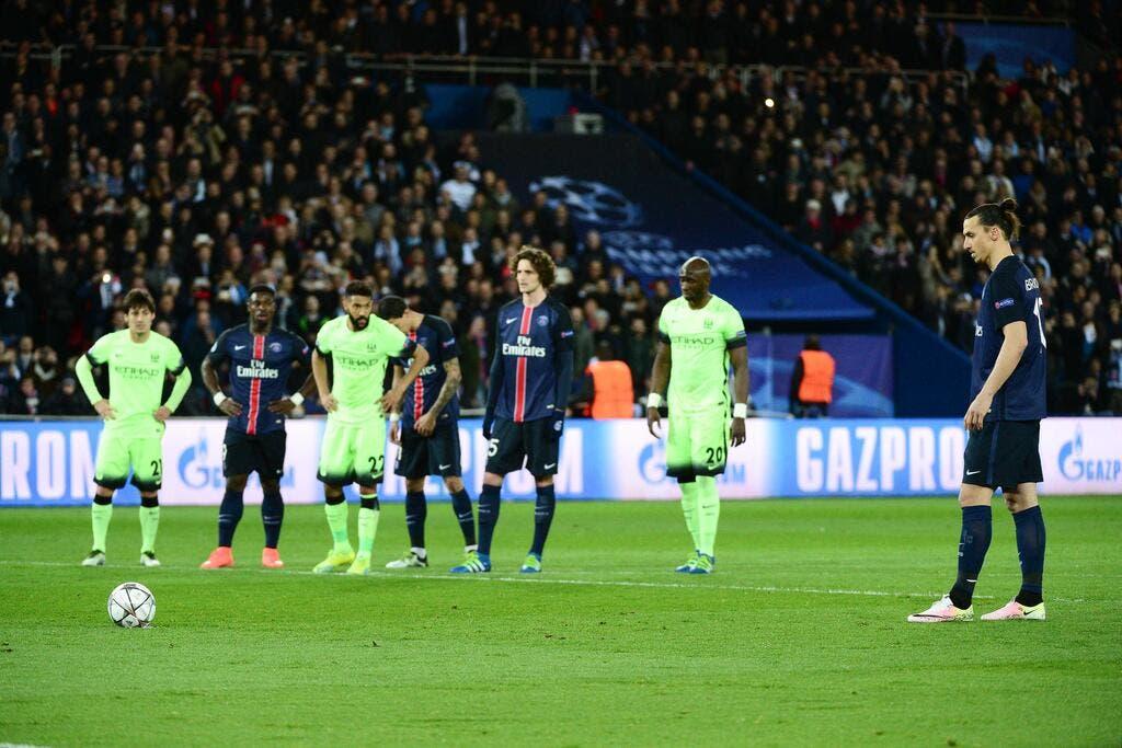 Foot psg psg ce qu a dit nasri ses co quipiers de city avant le match retour ligue des - Match coupe d europe foot ...