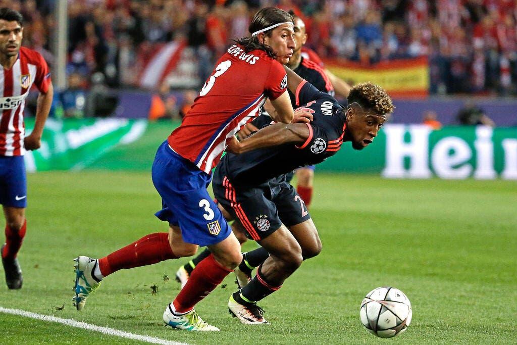Football ligue des champions ldc l atl tico a emmerde pierre m n s coupe d 39 europe - Match coupe d europe foot ...