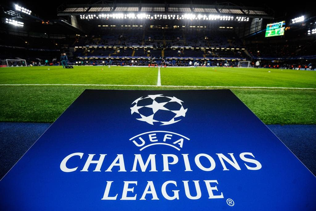 Football ligue des champions programme et r sultats des - Resultat coupe d europe de foot ...