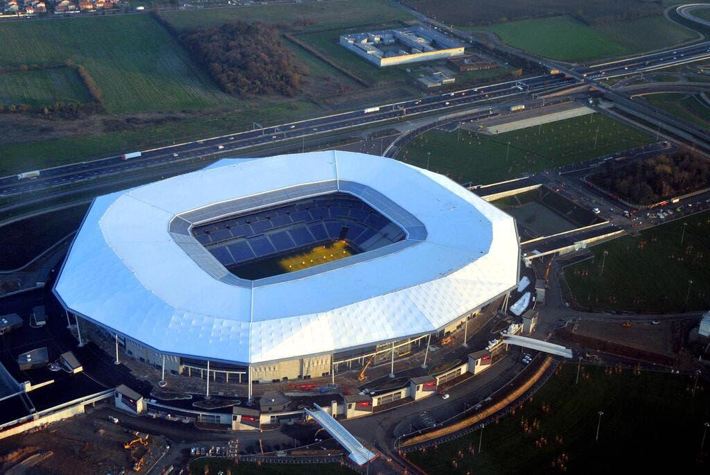 Avis Favorable Parc Olympique Lyonnais Recoit Feu Vert Iconsport Ban Photo Nouveau Stade Bordeaux Vu