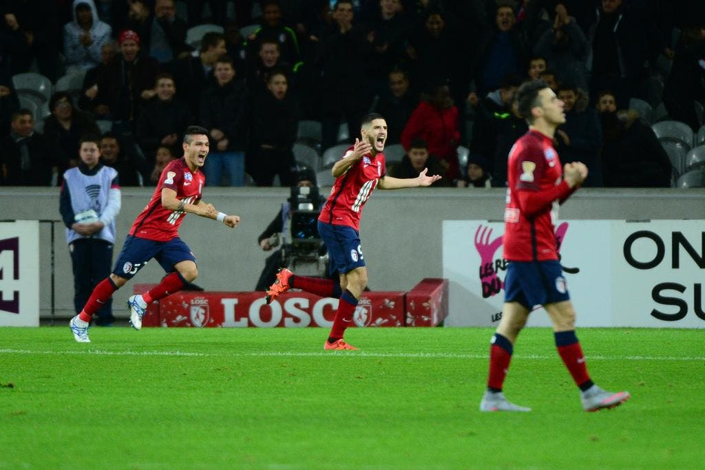 Coupe de la ligue lille atomise bordeaux et prend son billet pour la finale foot 01 - Billet finale coupe de france ...