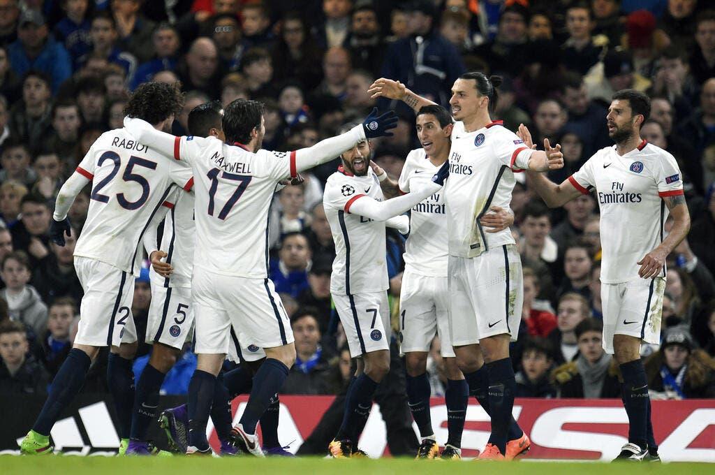 Football ligue des champions paris gagnant ibra d cisif foot 01 - Gagnant coupe de la ligue ...