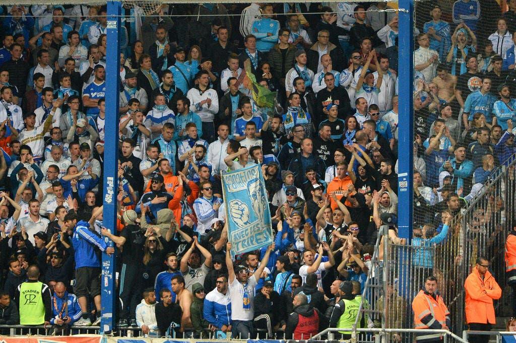 Foot om om labrune coupe le robinet les supporters - Retransmission foot coupe de la ligue ...