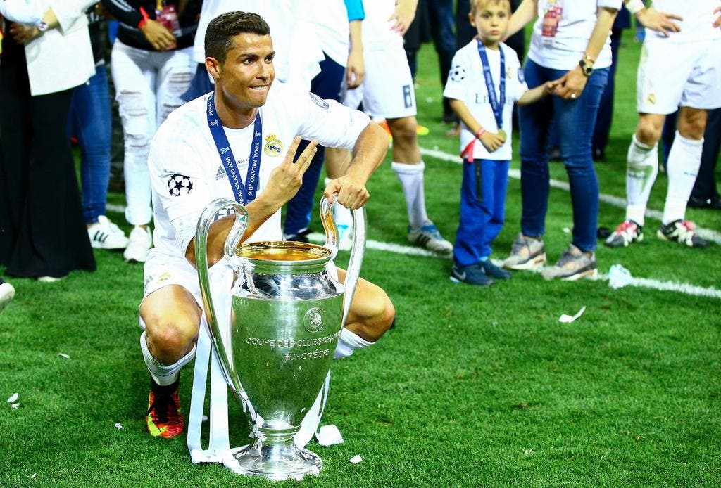 Real Madrid Cristiano Ronaldo Revele Son Grand Objectif De