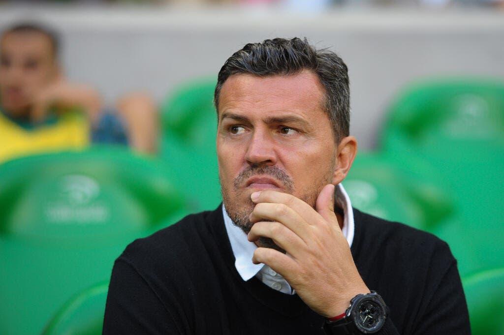 Direction la Grèce pour Oscar Garcia ?