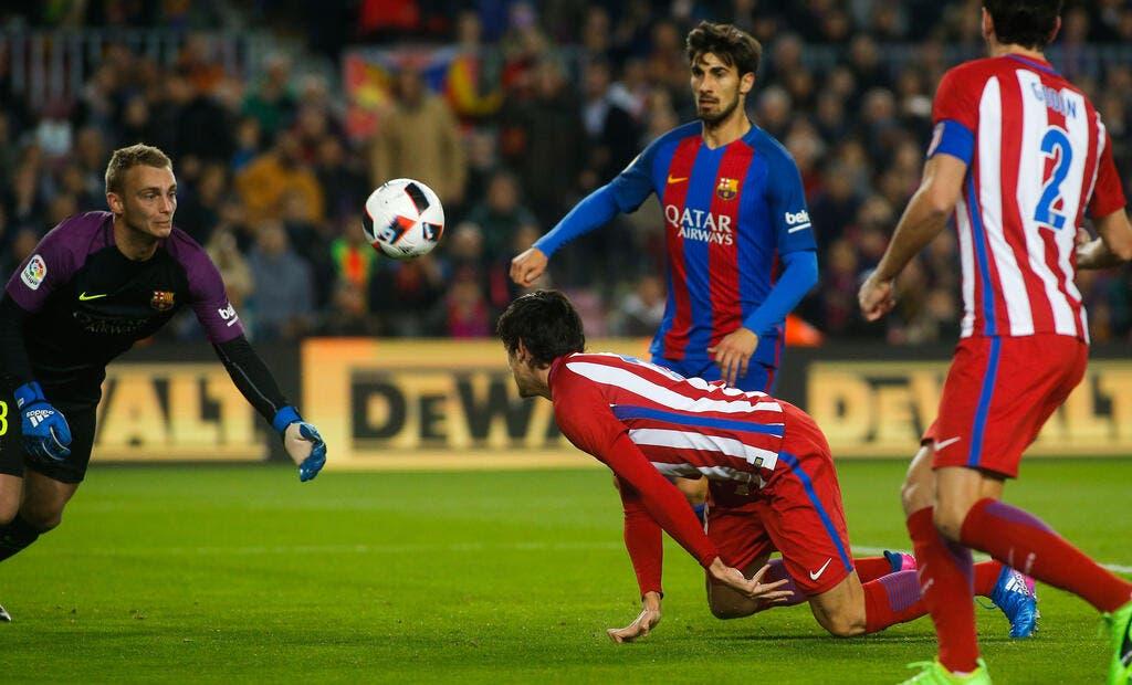 Coupe du roi barcelone limine l 39 atl tico et file en finale foot 01 - Foot espagne coupe du roi ...