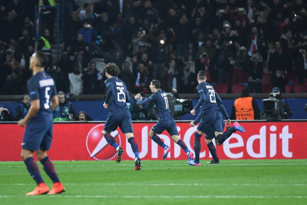 Foot psg le psg inflige une d faite historique au bar a - Coupe europe foot resultat ...