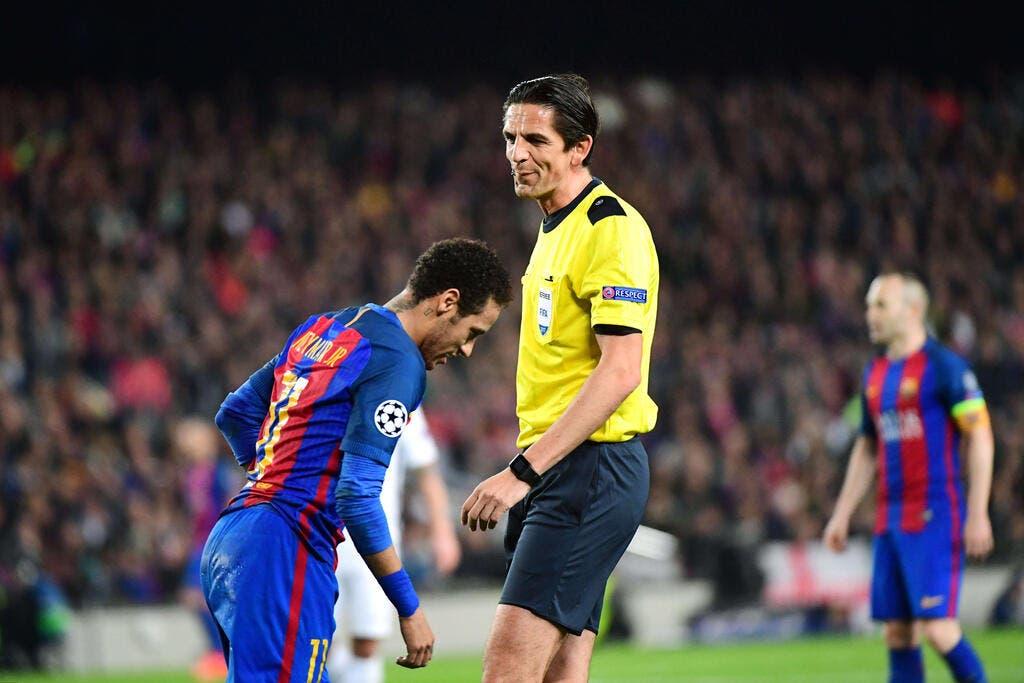 Foot psg psg le club s est bien plaint de l arbitrage - Calendrier coupe d europe foot ...