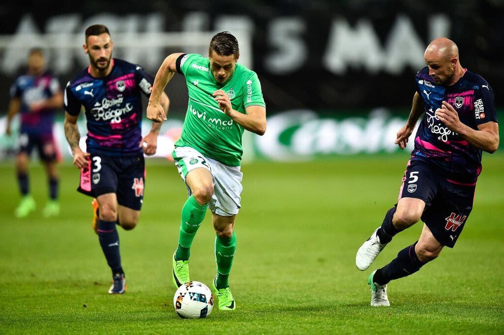 Football ligue 1 accroch par bordeaux saint etienne dit presque adieu l 39 europe foot 01 - St etienne coupe d europe ...