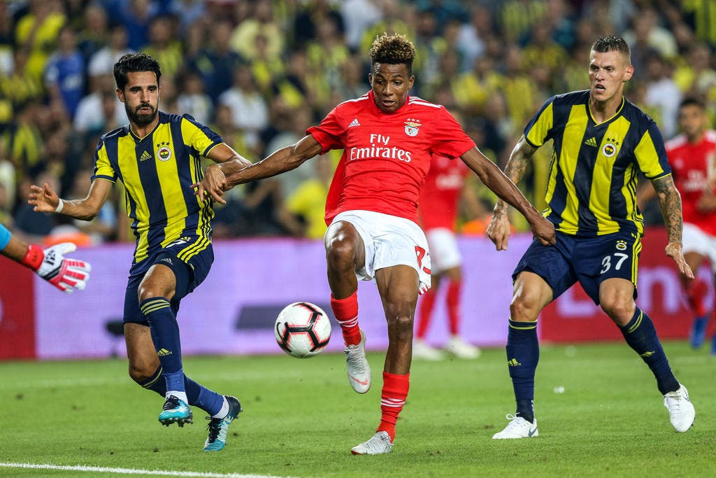 Football ligue des champions ldc benfica limine - Resultat foot coupe europe ...