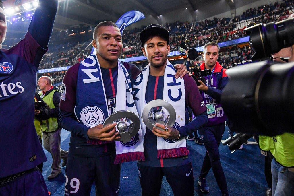 Foot PSG - PSG : Neymar ou Mbappé ? Il n'y a qu'une seule ...