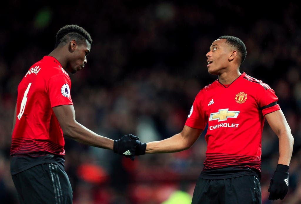 Foot PSG - PSG : Martial, Pogba, Rashford… Man United