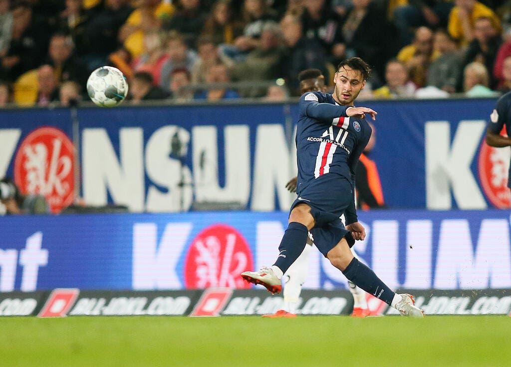 Officiel :  Azzeddine Toufiqui quitte le PSG pour Caen