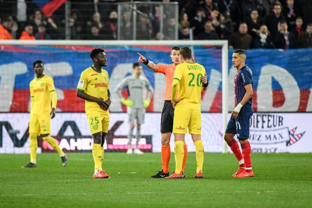 Le très bon coup de Nantes, victorieux à Caen