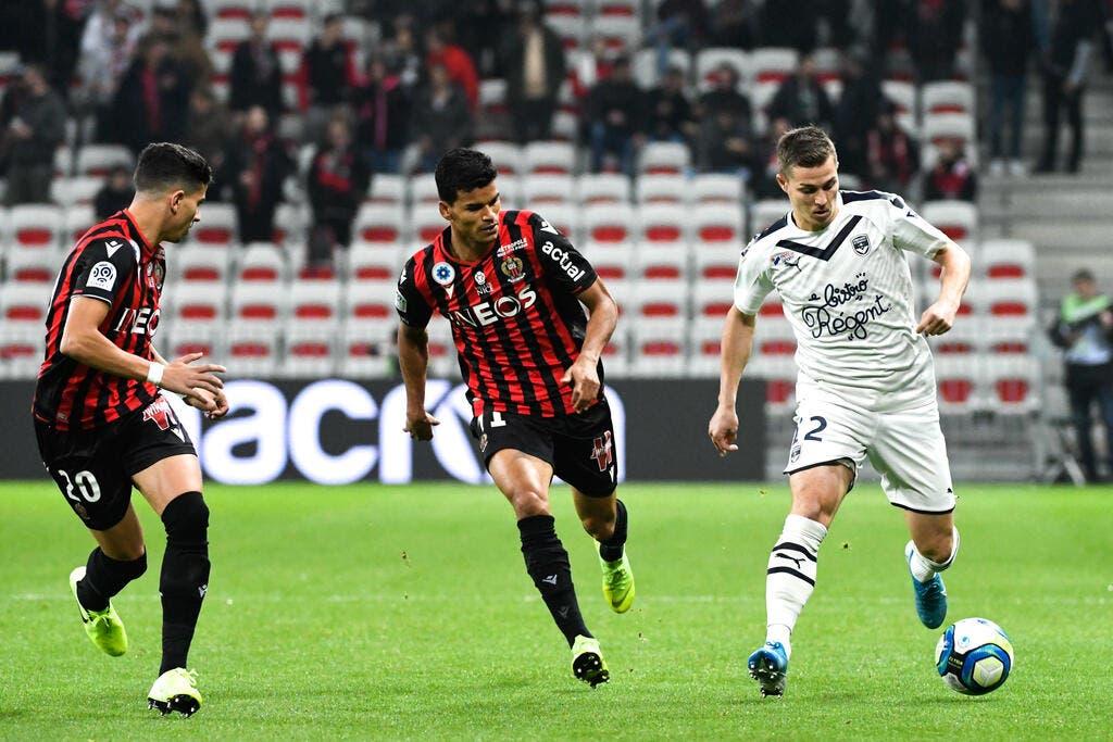 L1 : Nice et Bordeaux se quittent bons amis