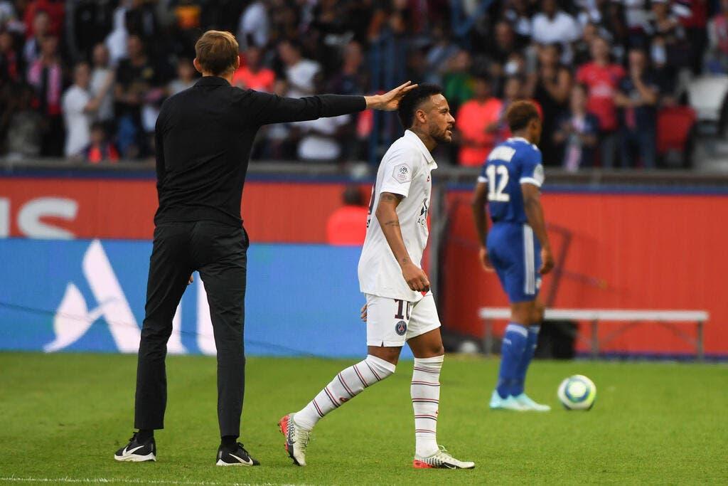 PSG : Neymar est un ange, Tuchel tient à le faire savoir