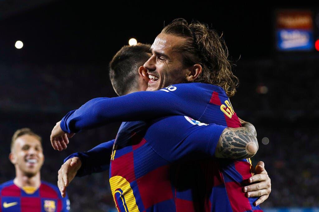 Barça: Griezmann court pour Messi et Suarez, les stats le contredisent