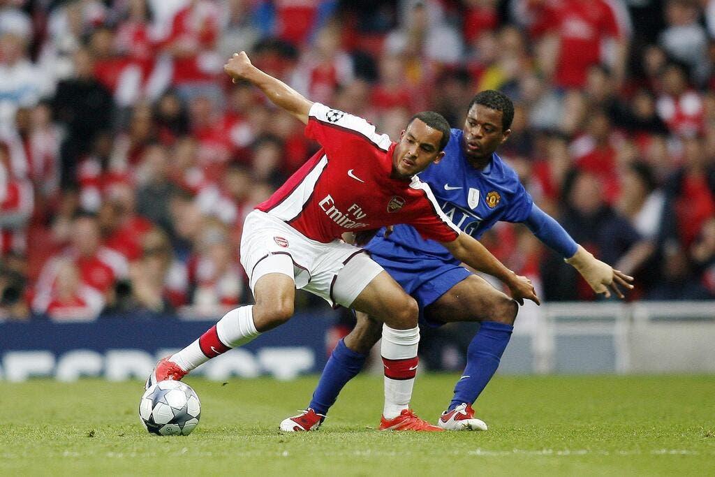 PL : Evra démonte Arsenal, une équipe de « bébés »