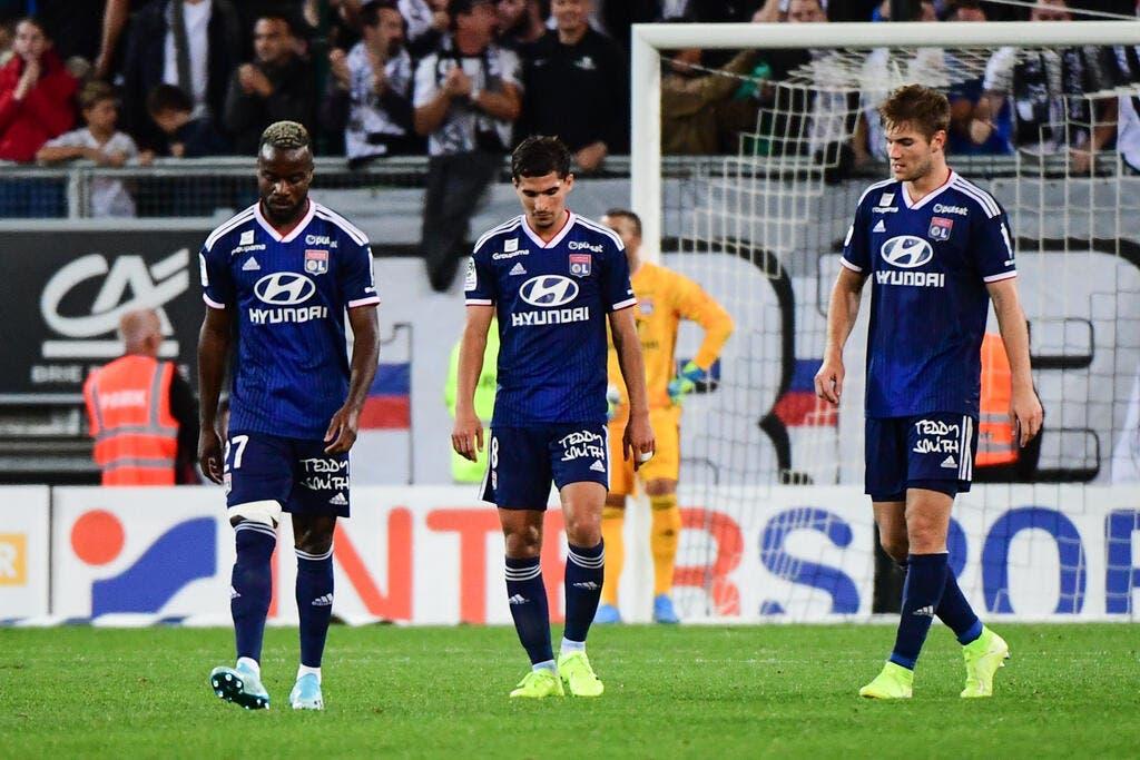OL: Déconnectés, Aouar et Reine-Adélaïde provoquent des bugs à Lyon