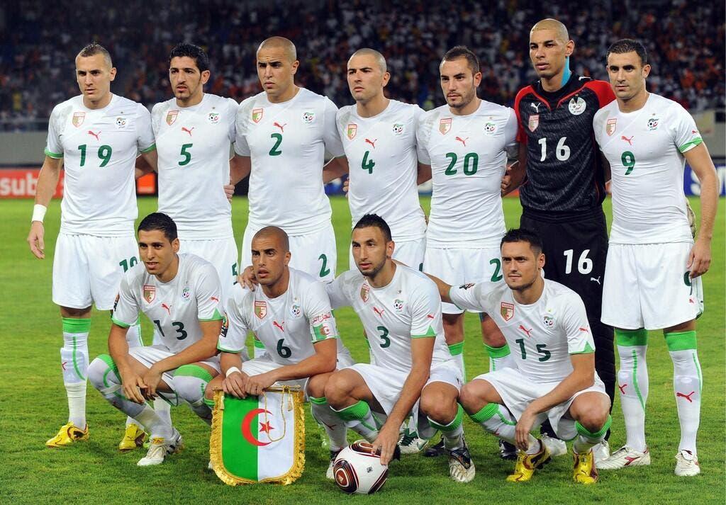 football mondial 2010 la liste presque connue en alg rie foot 01. Black Bedroom Furniture Sets. Home Design Ideas