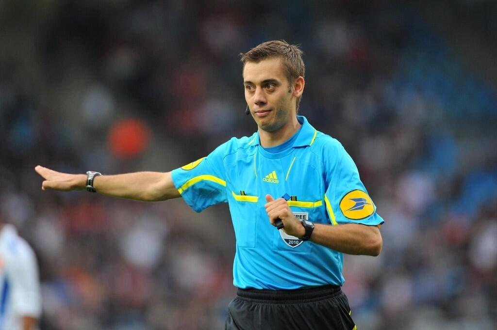 Football Ligue 1 - Clément Turpin, l'arbitre qui fait du