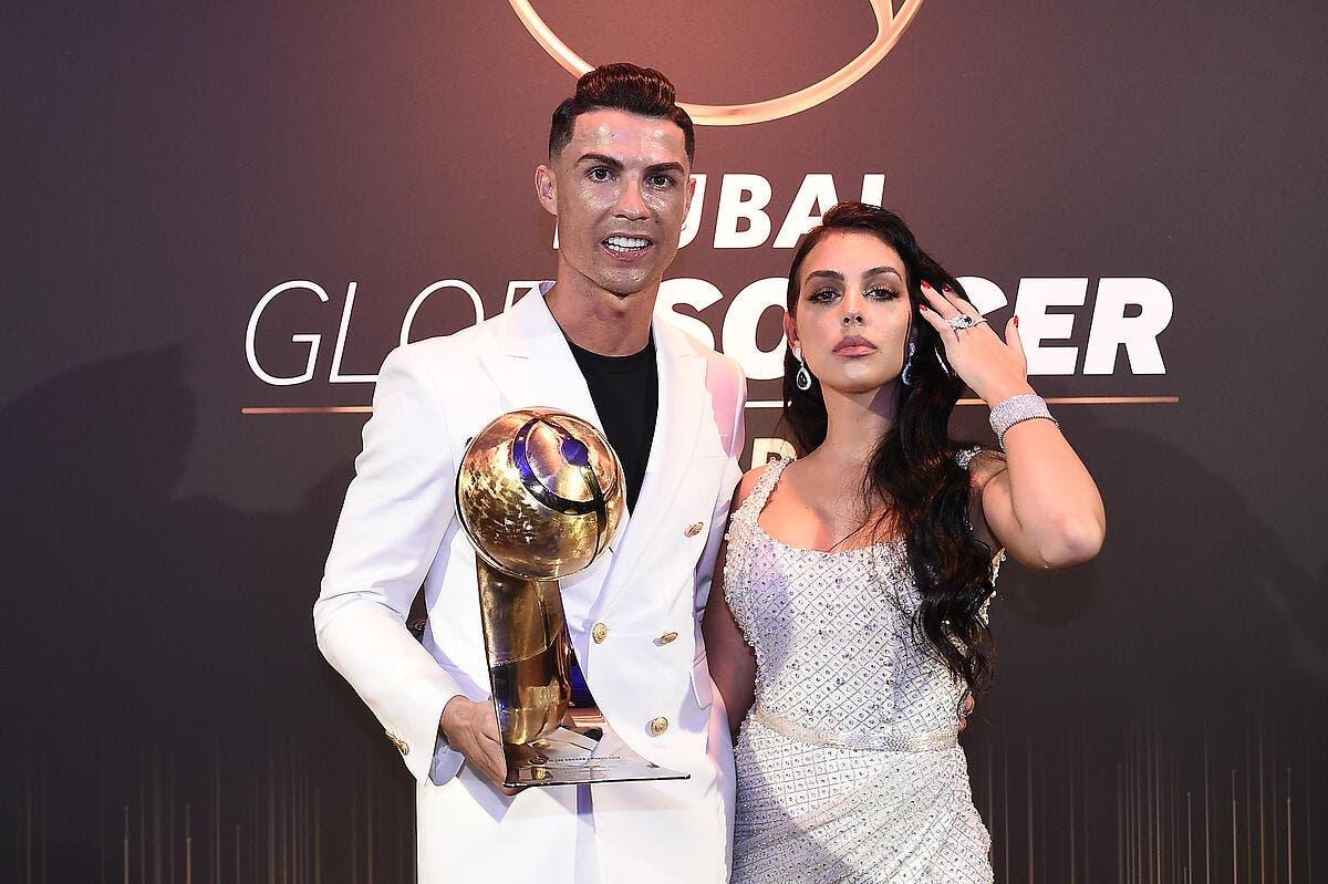 Cristiano Ronaldo, il lâche 80.000 euros par mois à Georgina Rodriguez