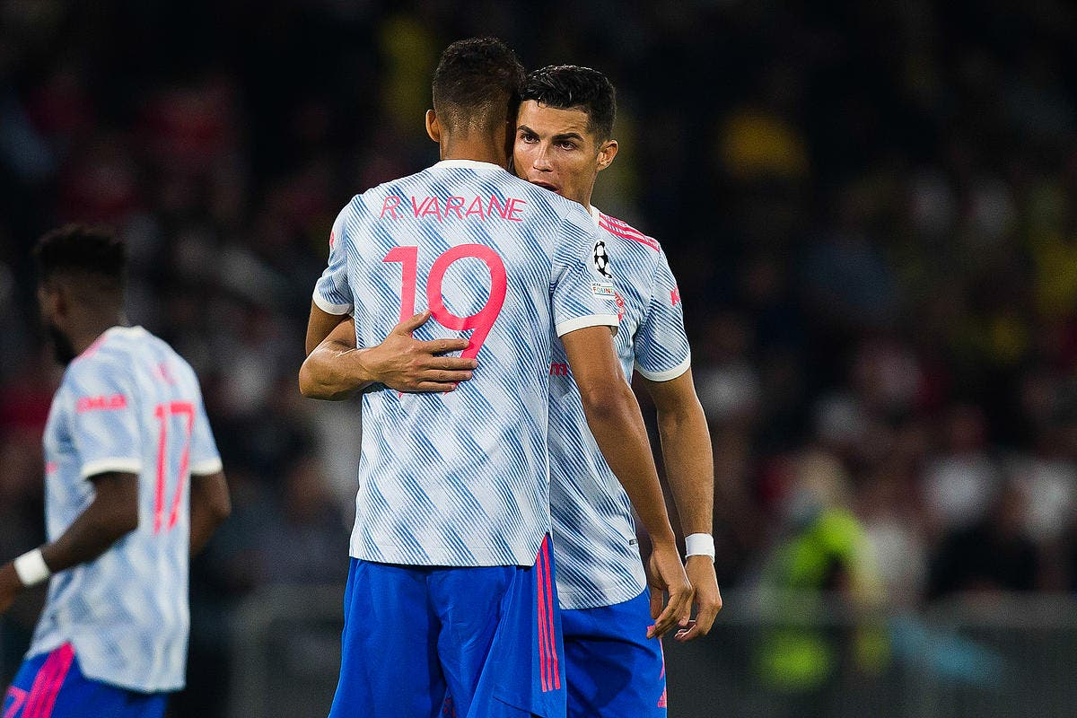 Ang : Cristiano Ronaldo défie brutalement Solskjaer