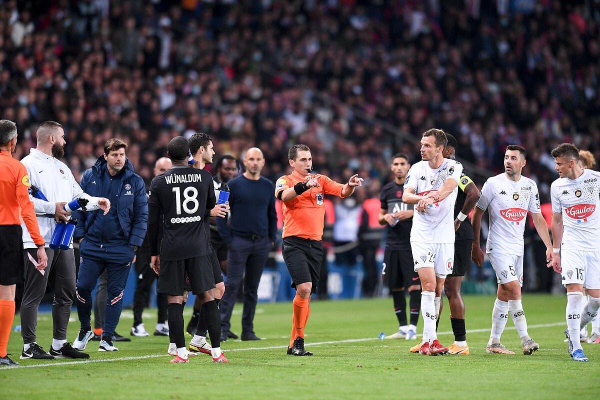 Angers ressort un nouveau dossier sur le PSG