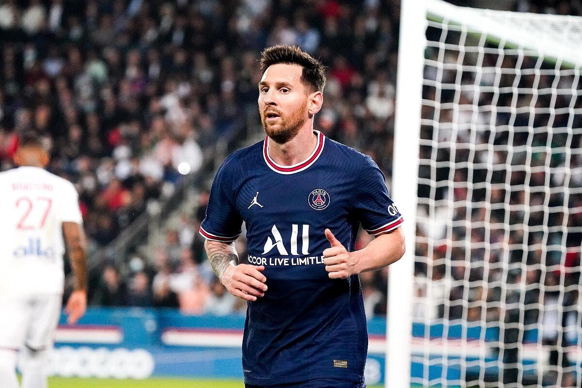PSG-OL : Messi remplacé, les problèmes commencent pour Pochettino