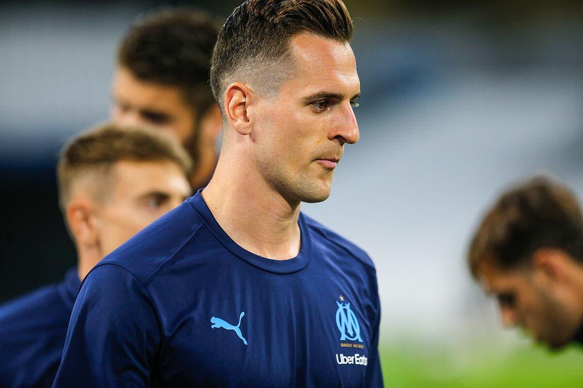 OM : Milik craint l'effet Ibrahimovic à Marseille