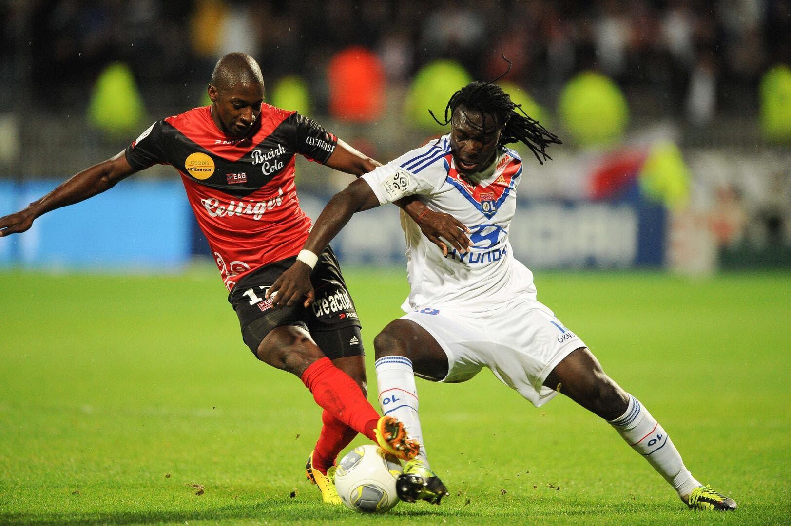 Foot OL - Guingamp rêve d'un Lyon à son tableau de chasse - Olympique Lyonnais - Foot 01