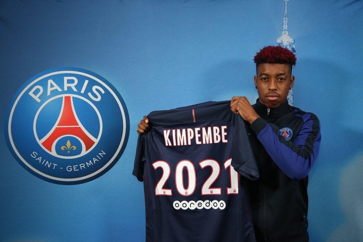 Foot PSG - Officiel : Kimpembe prolonge au PSG jusqu'en 2021 ...