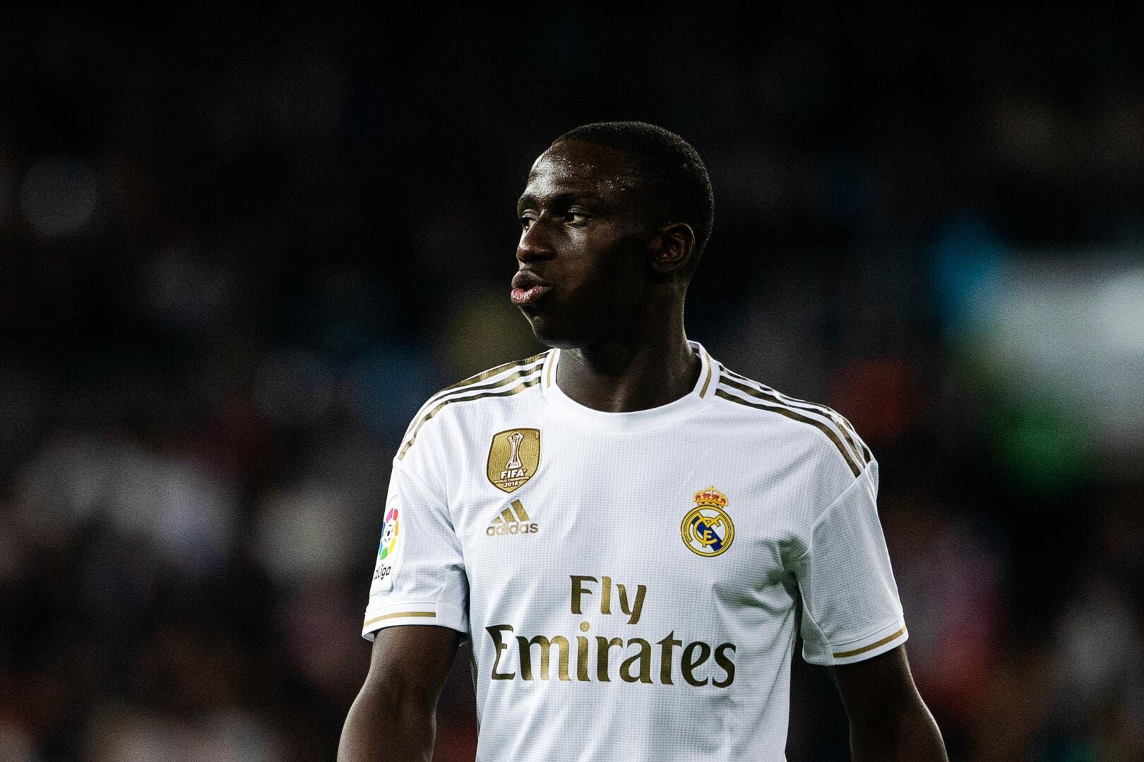 Esp : Cancre à la Bale, Mendy se fait chambrer au Real