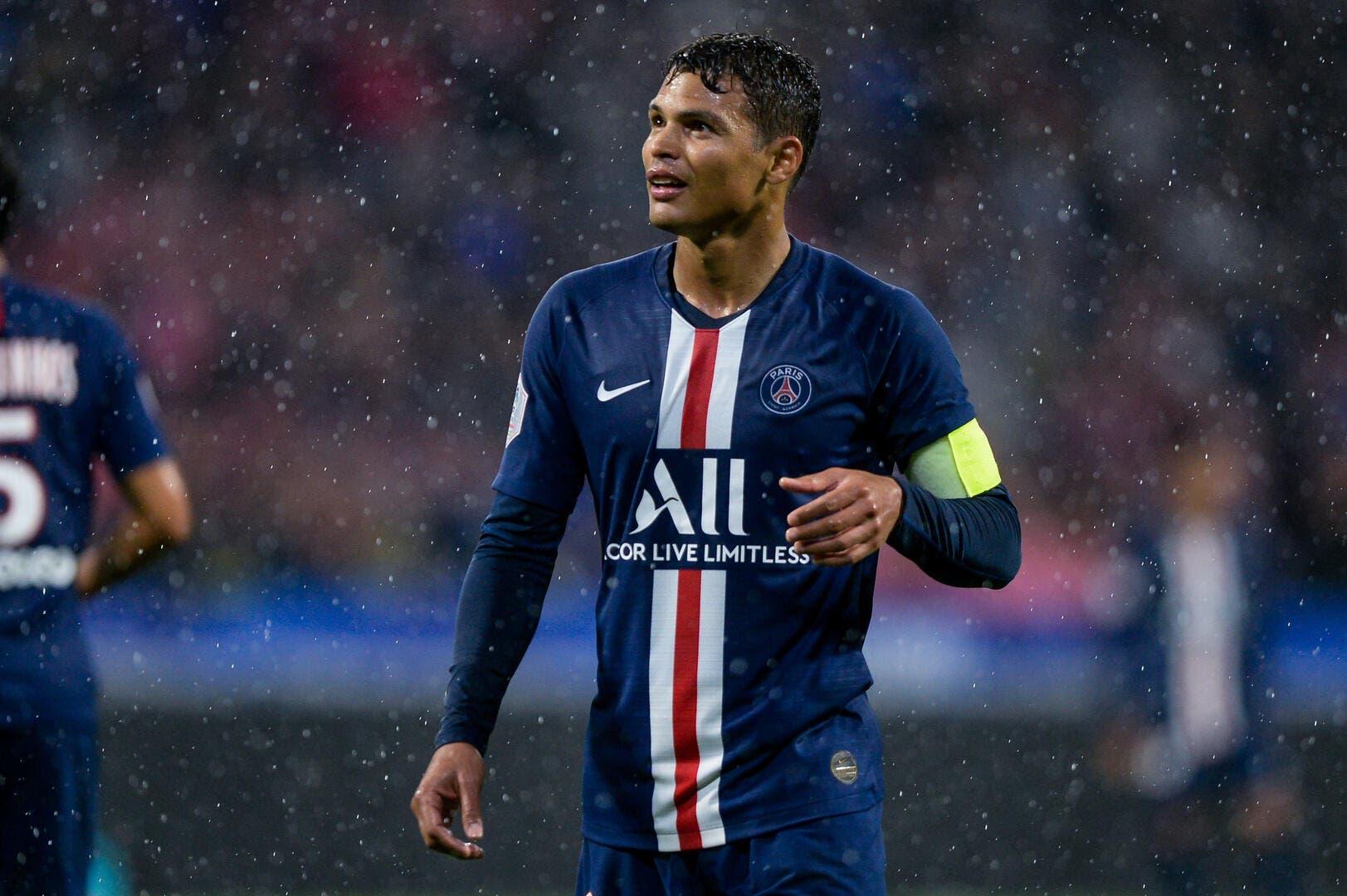 PSG : Thiago Silva agace ses coéquipiers, Paris a trouvé son successeur