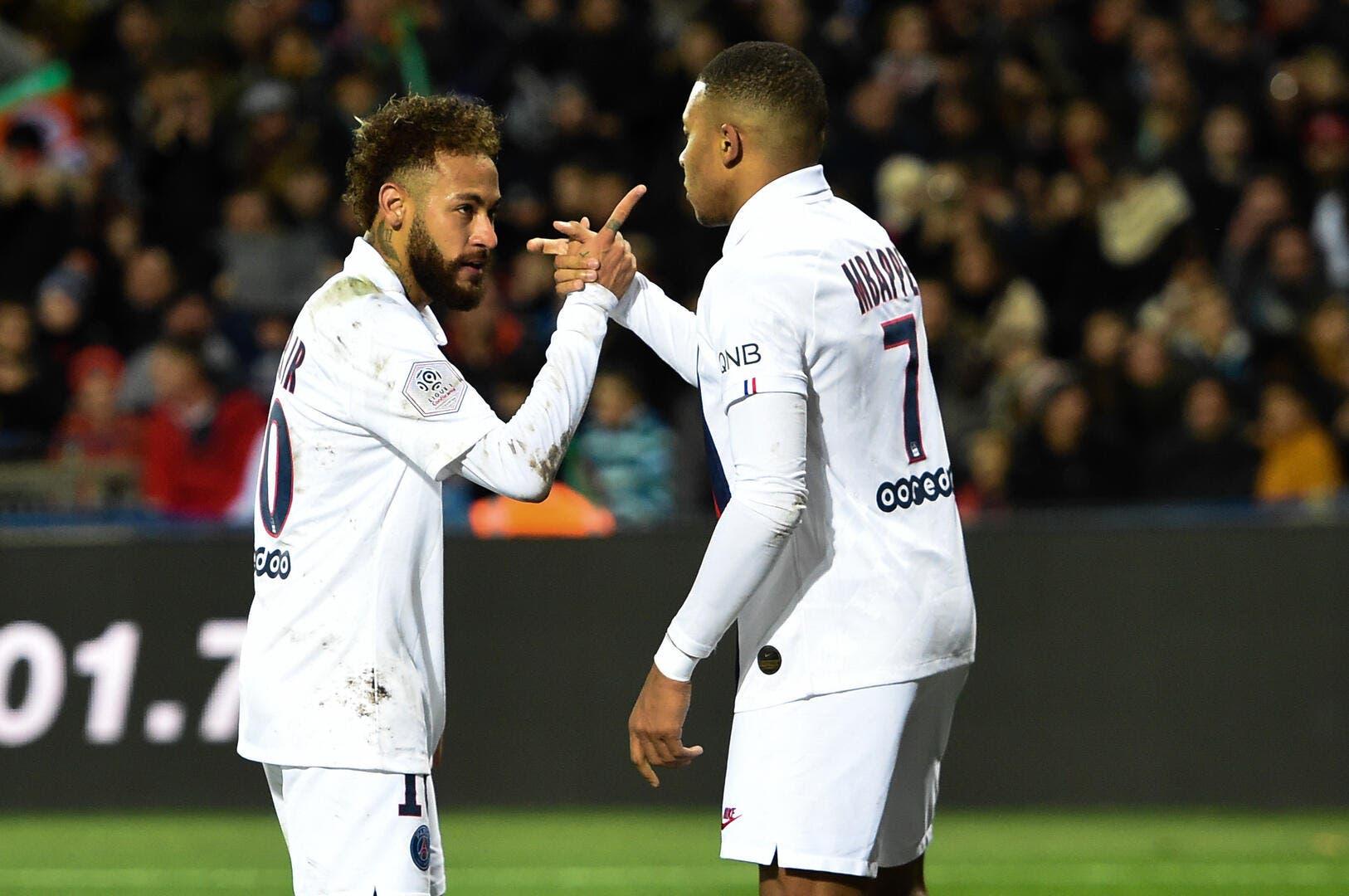 PSG : Neymar et Mbappé, attention au « bordel » à Paris
