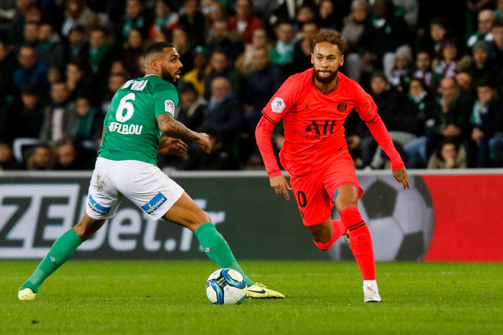PSG : Neymar a changé, même Leonardo ne s'en remet pas